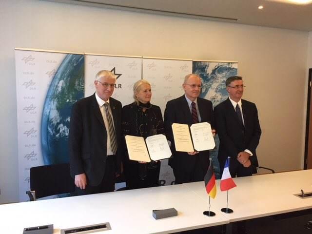 Renfort de la coopération bilatérale franco-allemande