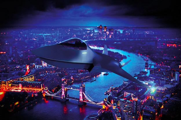 Royaume-Uni: création d'un commandement de l'espace sur fond de hausse du budget de défense