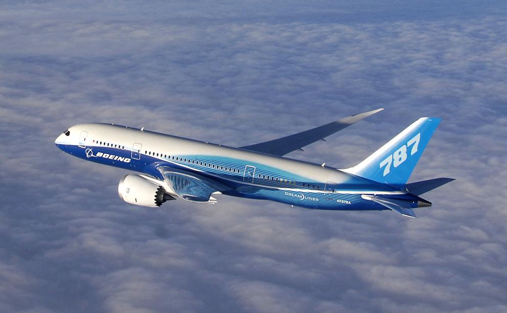 Echange Boeing 737 MAX contre Boeing 787
