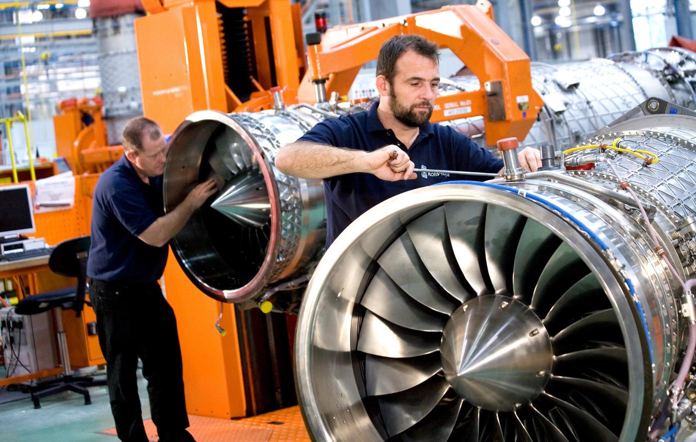 Création d'une joint-venture entre Rolls-Royce et Kale