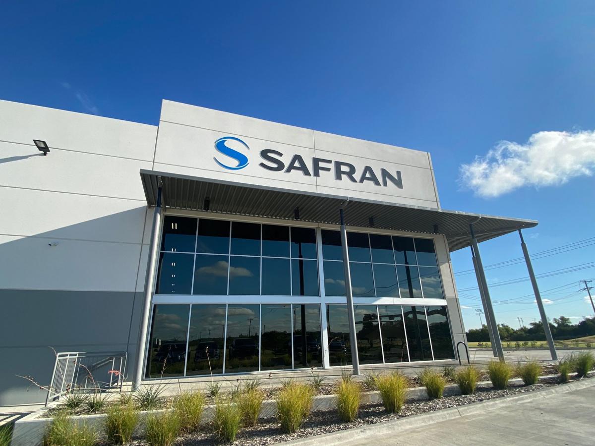 Safran Landing Systems ouvre un nouvel atelier de réparation à Grand Prairie au Texas
