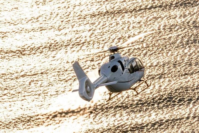 La Marine brésilienne commande des hélicoptères Airbus H135
