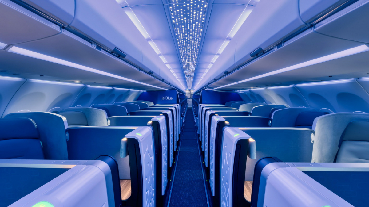 Airbus A321LR : JetBlue prend le premier des 13 avant l'arrivée de l'A321XLR
