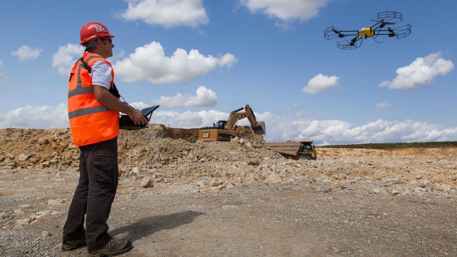 Drones : l'américain Airware rachète Redbird