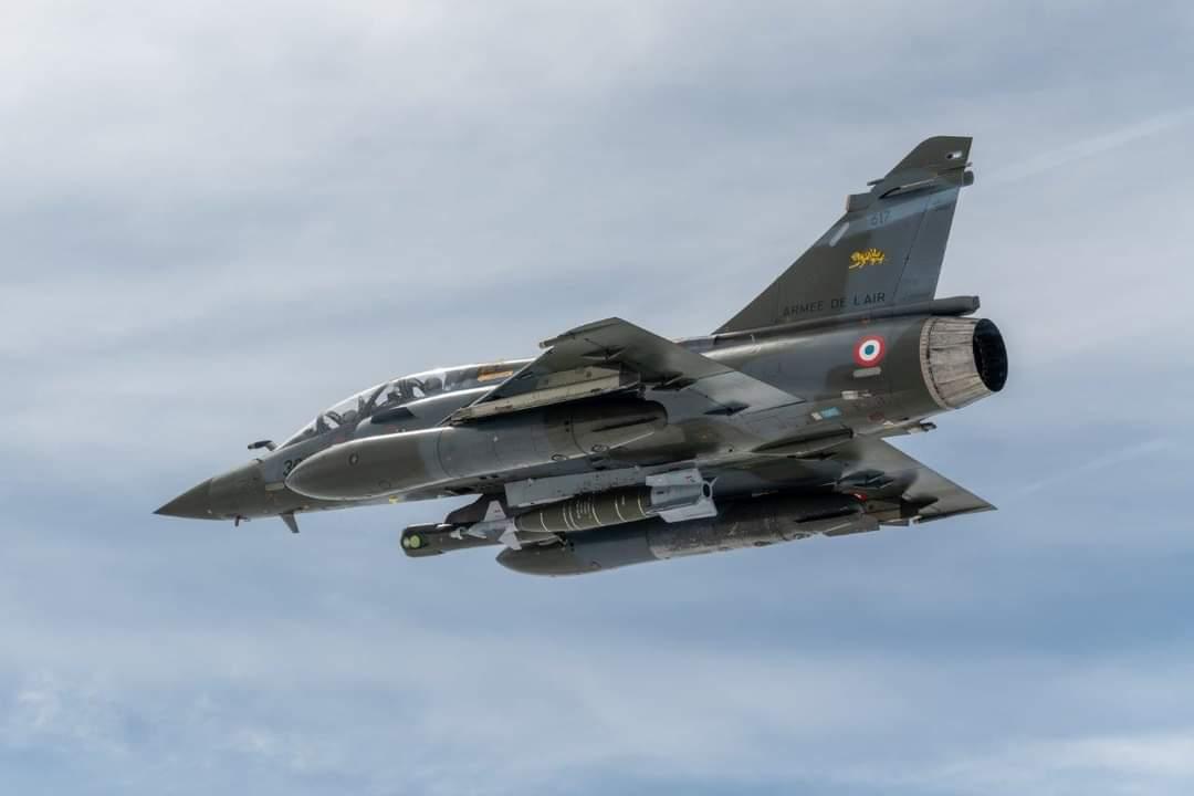 Défense : la nouvelle bombe GBU-50 au CEAM