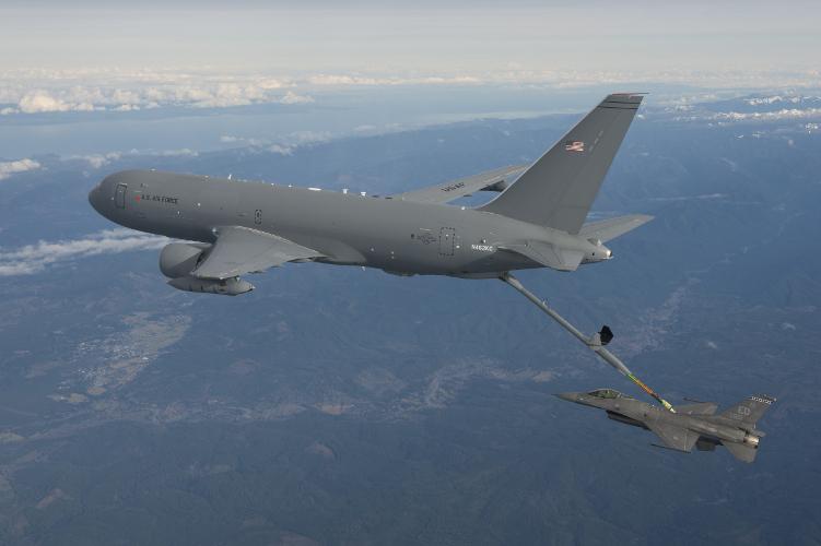USA: Troisième commande pour le KC-46A