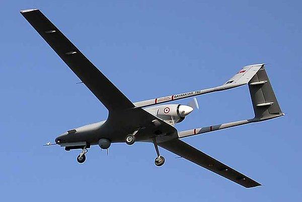 Drones turcs dans le Dombass