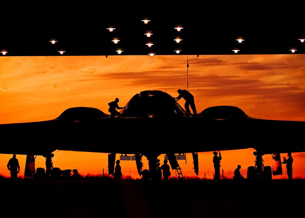 Le successeur du B-2 sur la bonne voie