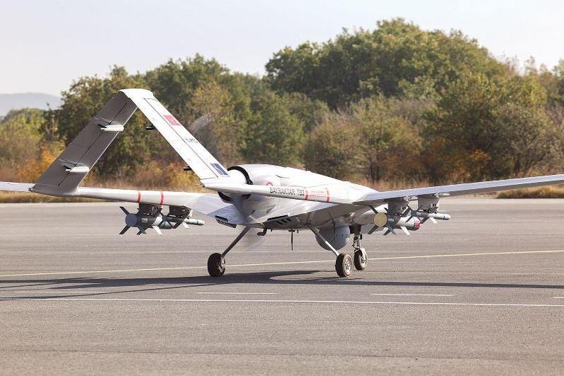 Achat du drone TB2 pour l'Albanie ?