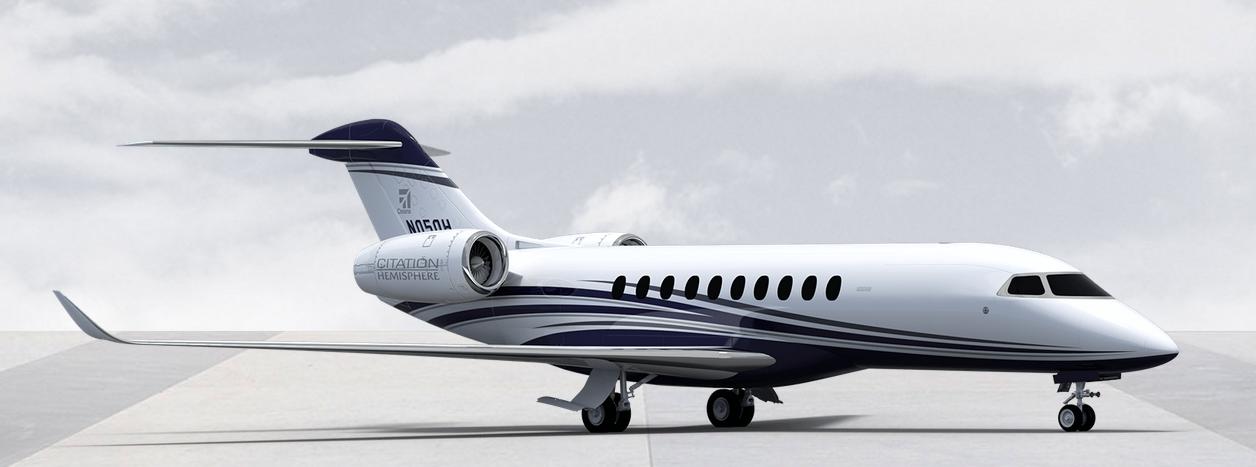 L'Hemisphere est toujours d'actualité chez Cessna