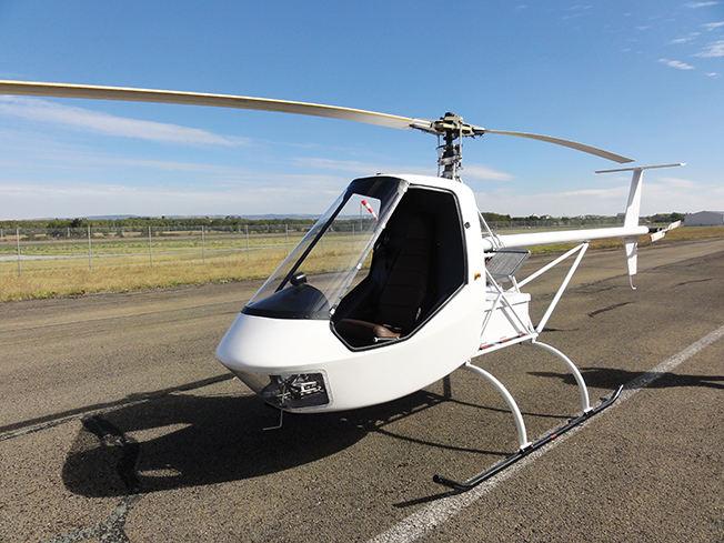 Focus sur l'hélicoptère électrique Volta