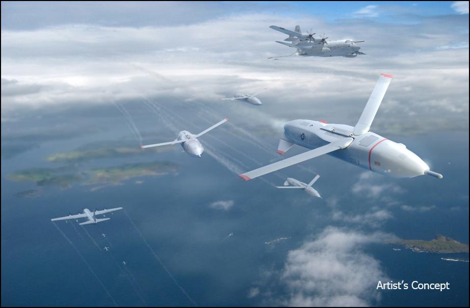 La Darpa veut récupérer des drones en vol réutilisables