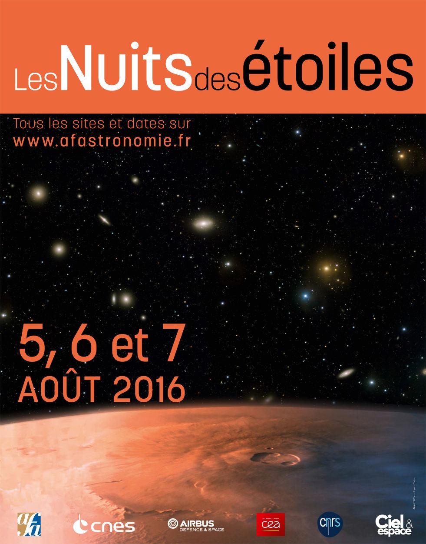 Nuits des étoiles, 26e