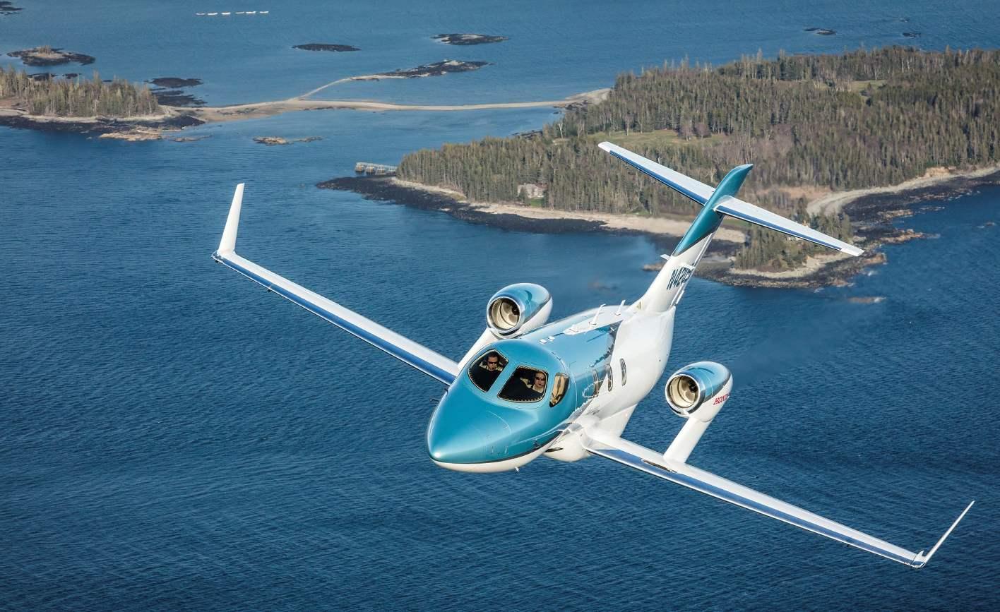 NBAA: HondaJet performance package unveiled