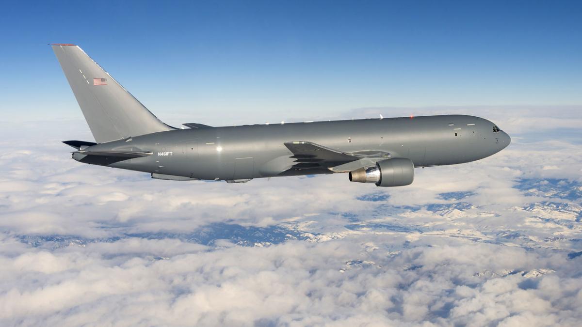 Problèmes à répétition pour l'avion-ravitailleur KC-46 « Pegasus » de Boeing.