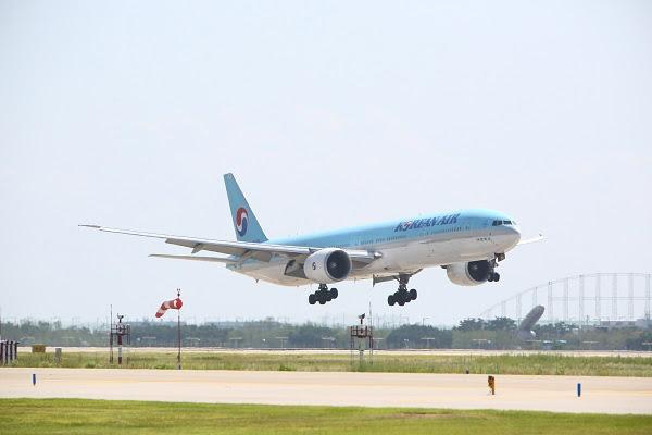 Korean Air a réalisé le plus long vol sans escale depuis sa création