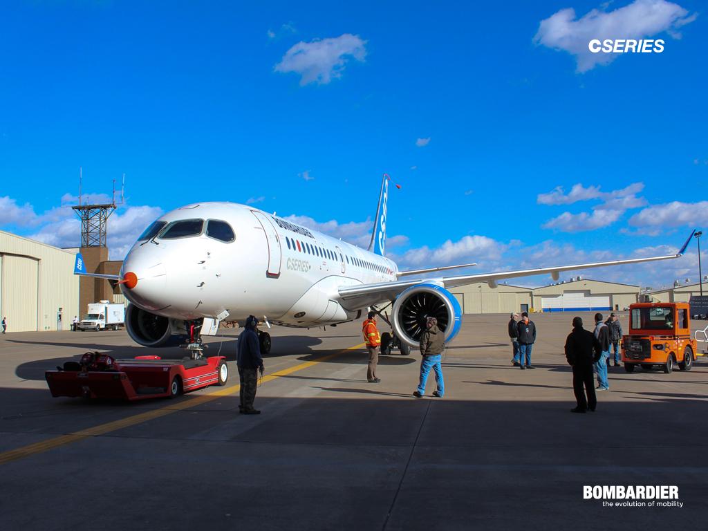 Le Canada donne un coup de pouce supplémentaire à Bombardier