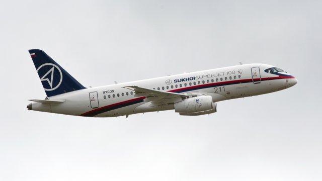 Et Sukhoi avions civils devint Regional Aircraft, un branche d'Irkut