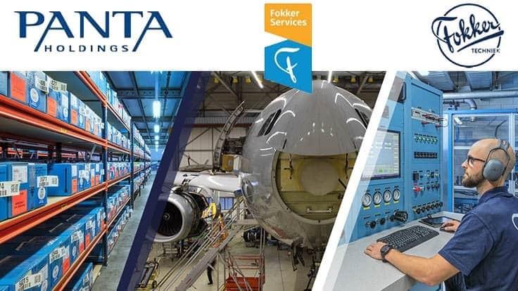 MRO : Panta Holdings reprend Fokker Services et Fokker Techniek