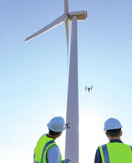 Orea Drone Expertises propose ses services drones