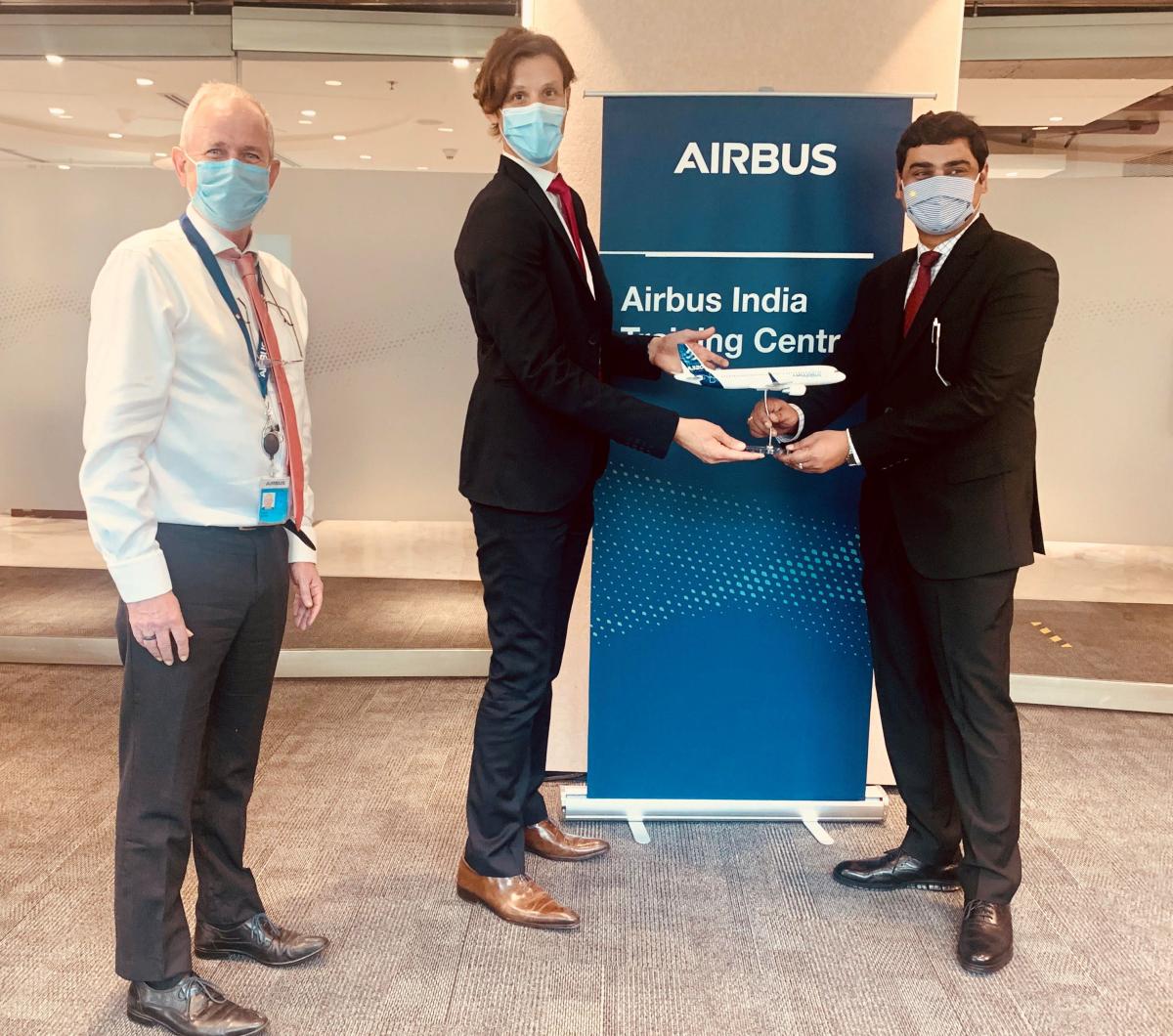 MRO : Airbus place sa formation numérique en Inde