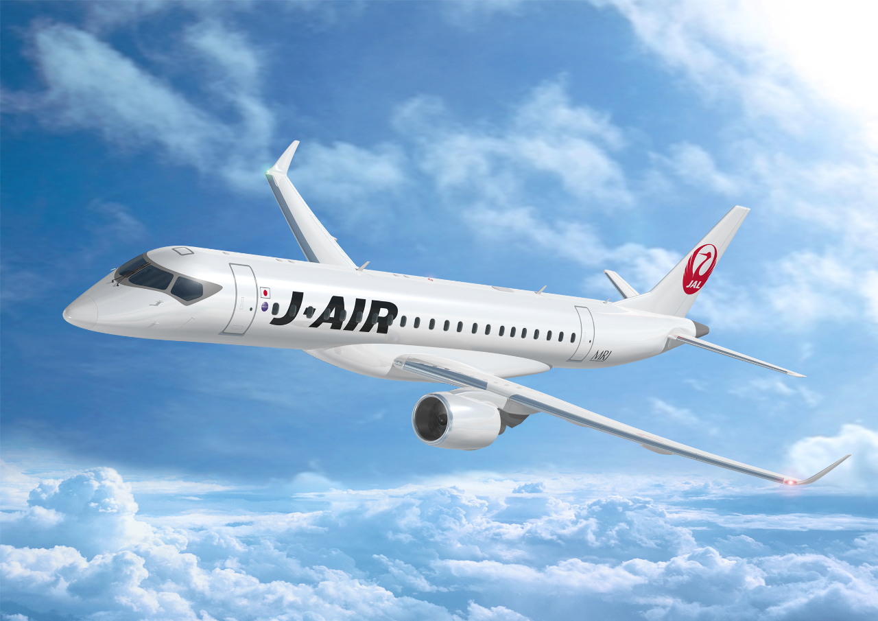 Japan Airlines confirme ses 32 Mitsubishi MRJ