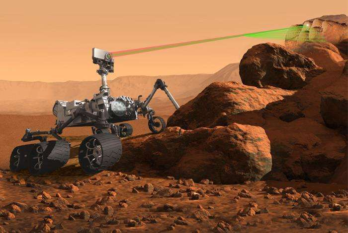 Thales delivers SuperCam laser for Mars 2020