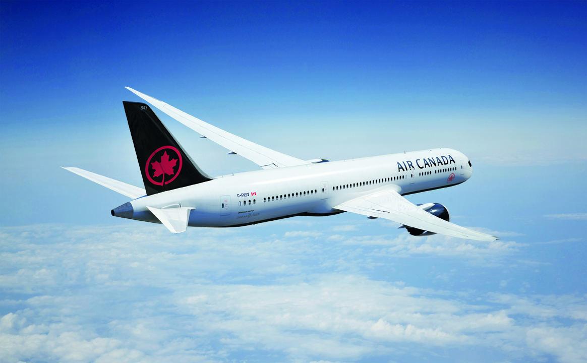 Air Canada a quasiment triplé son bénéfice net en 2016