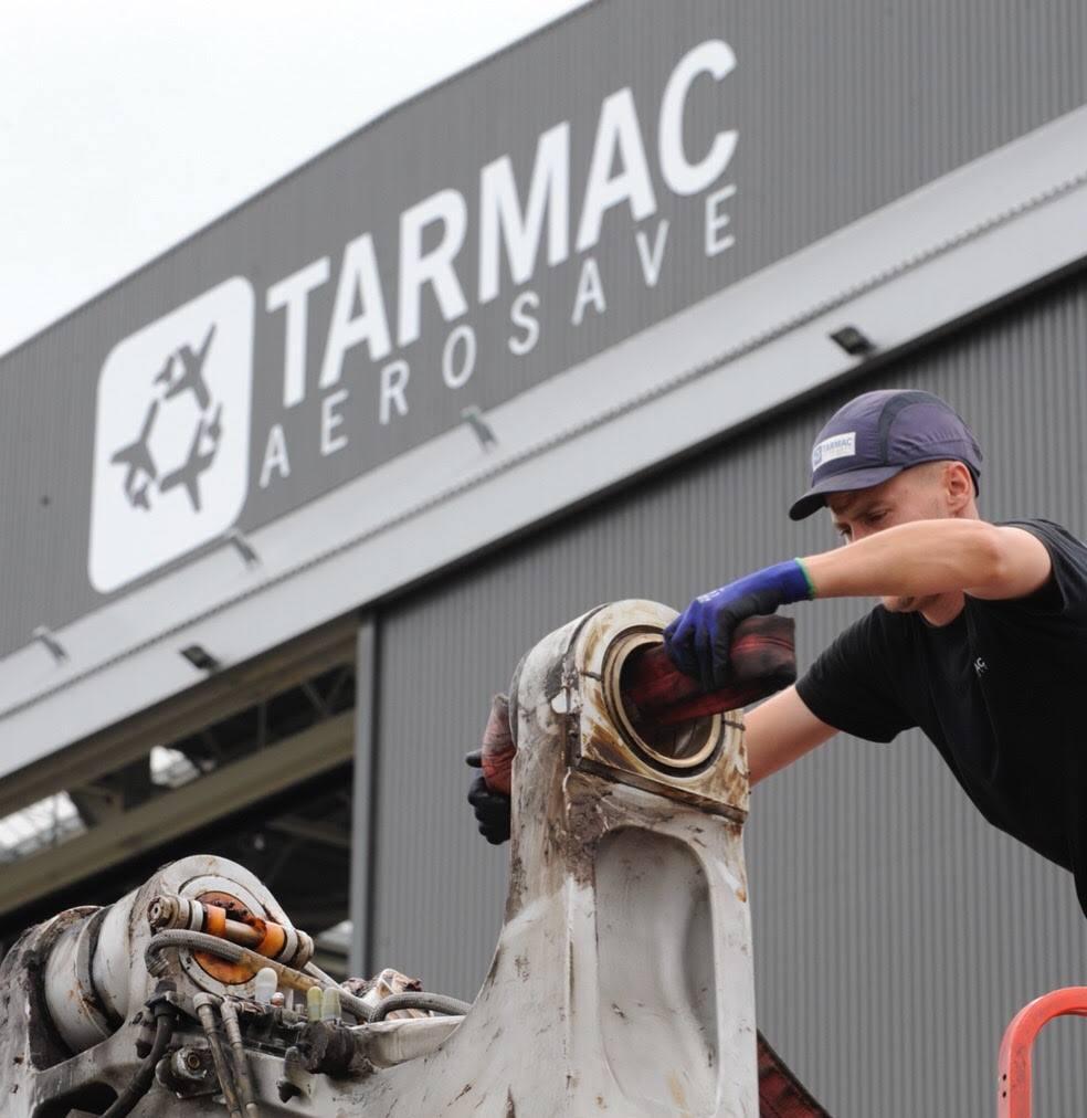 Tarmac Aerosave recrute sur ses trois sites en France et en Espagne.