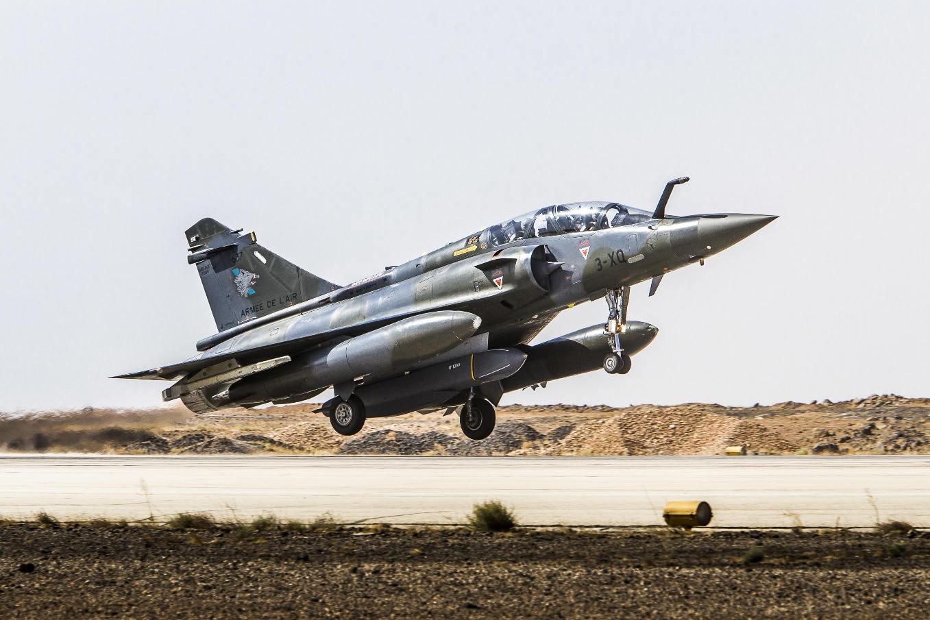 Important raid français en Syrie