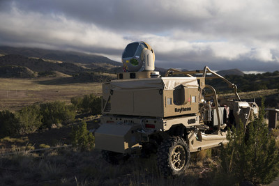 Raytheon déploie des systèmes laser au profit de l'USAF