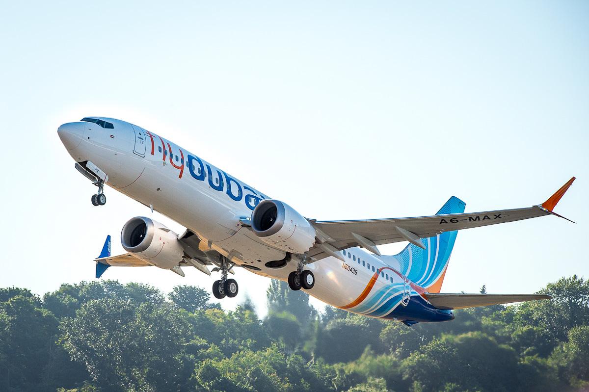 Flydubai reprend ses vols en Boeing 737 MAX