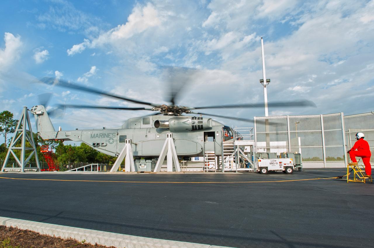 L'Allemagne intéressée par le CH-53K