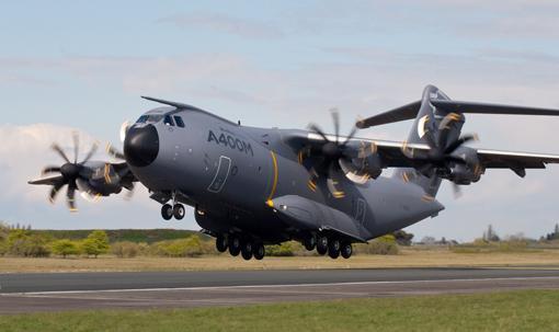 Retards du programme A400M : Airbus réagit