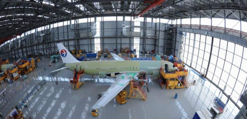 Airbus accélère la production en Chine