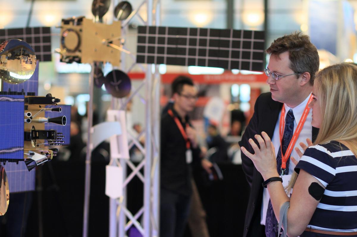 Dynamiser toutes les technologies spatiales lors de Space Tech Expo Europe