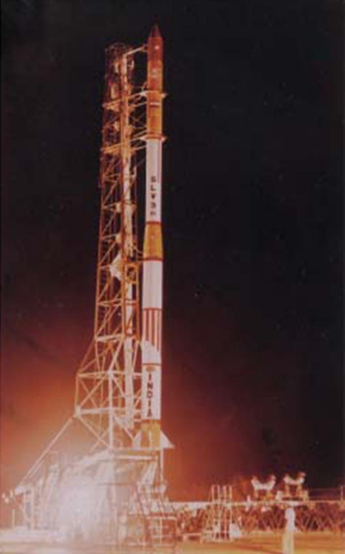 Il y a 40 ans, l'Inde devenait une puissance spatiale