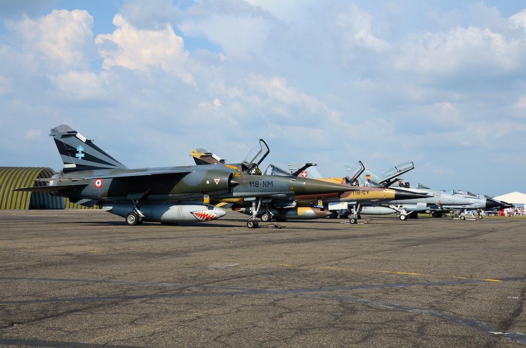 Bye bye Mirage F1  !