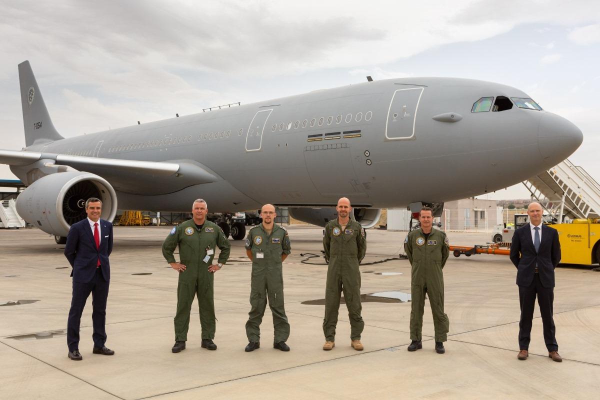La flotte MMF reçoit son deuxième A330