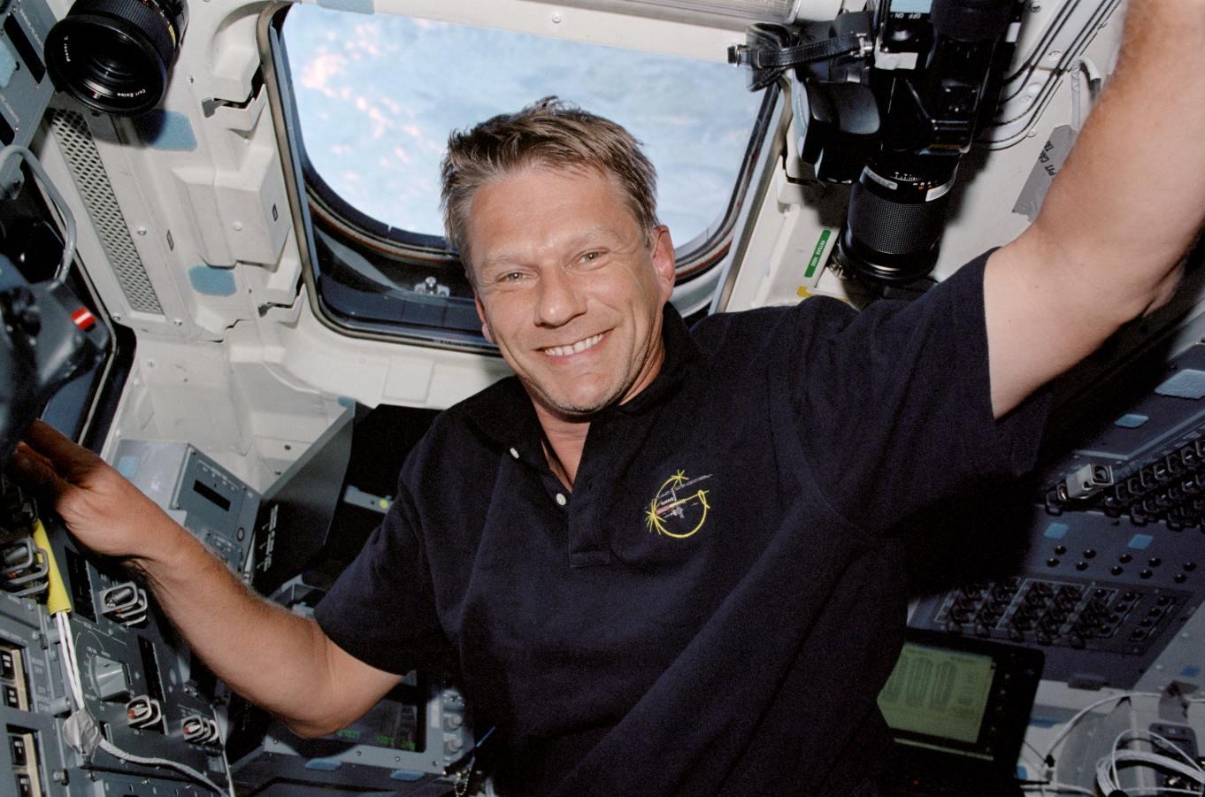 Disparition de l'astronaute Piers Sellers