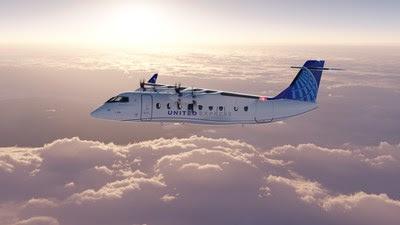 United Airlines prête à soutenir le futur avion régional à propulsion électrique ES-19