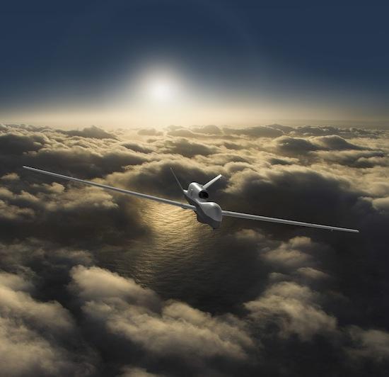 Des drones Triton pour l'Australie