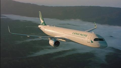 Cathay Pacific déploie l'A321neo sur son réseau court-courrier
