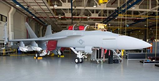 F/A-18 : Boeing fait le forcing en Inde