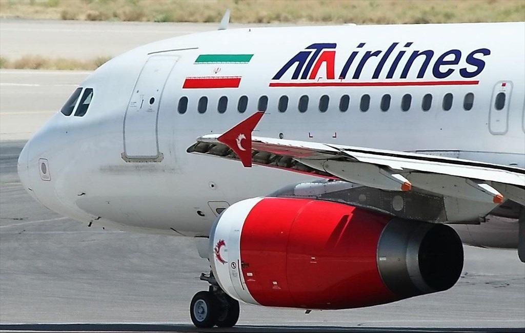 La compagnie aérienne iranienne ATA Airlines prendrait de l'Embraer