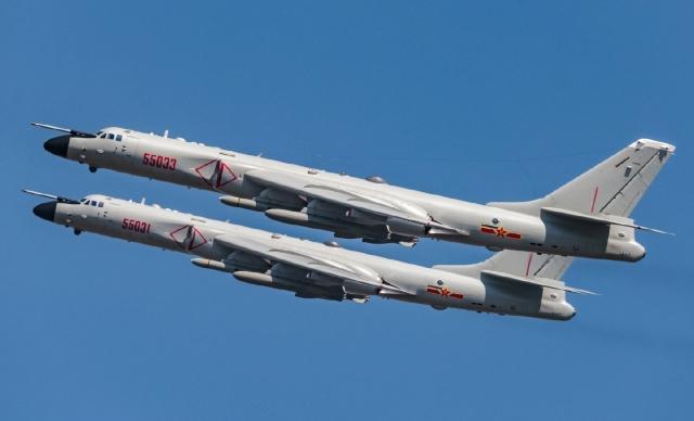 Mer de Chine: Pékin déploie ses bombardiers stratégiques