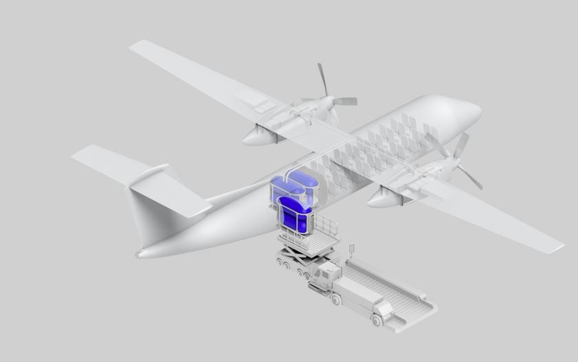 Universal Hydrogen veut convertir les Dash 8 et ATR42 à l'hydrogène