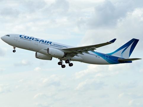 Corsair est de retour à Abidjan