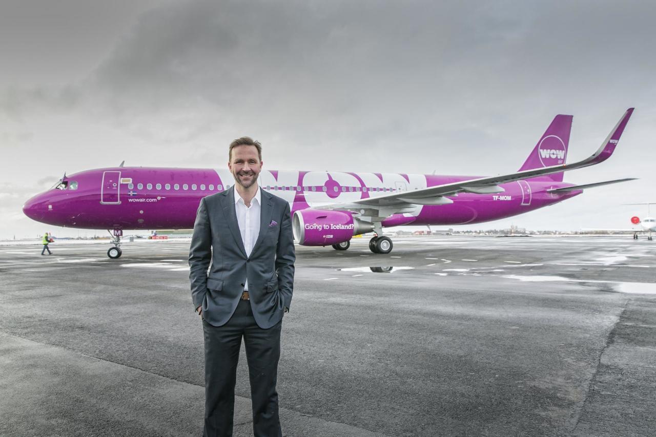 Wow Air relance Lyon et étoffe ses liaisons transatlantiques