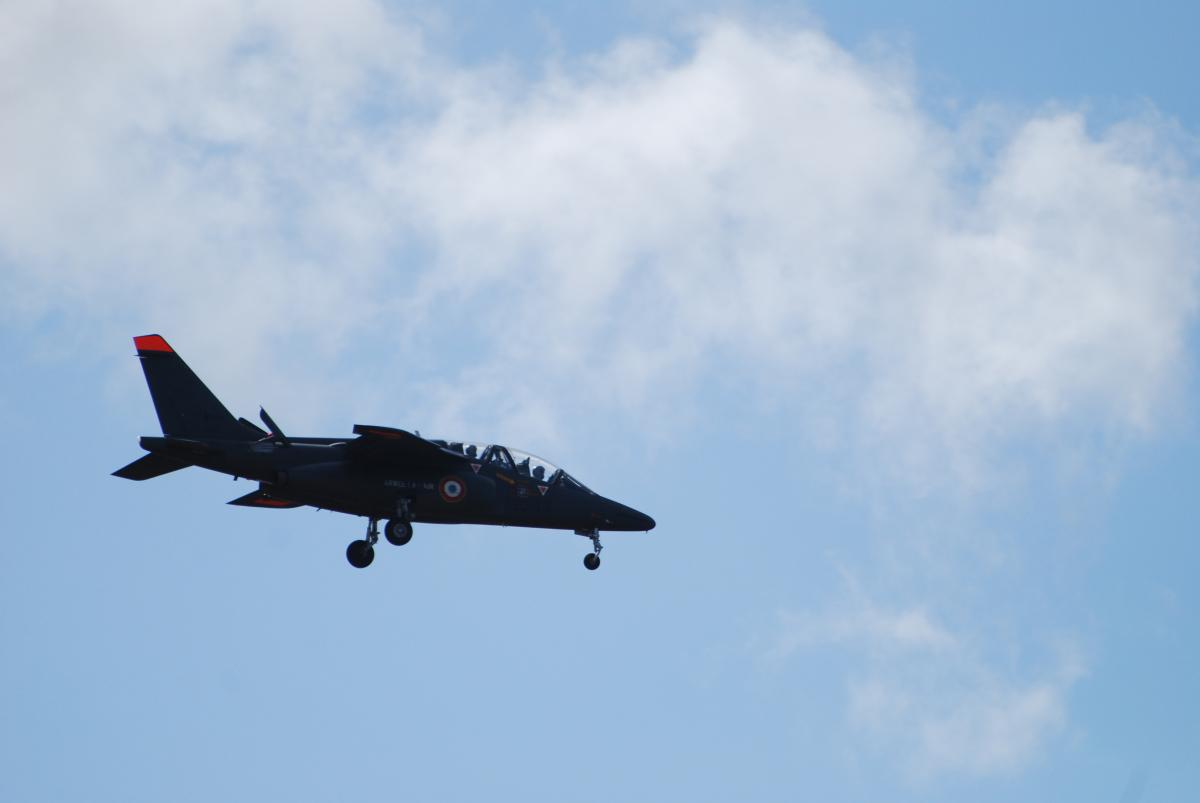 L'Armée de l'Air conservera une cinquantaine d'Alpha Jet après 2023